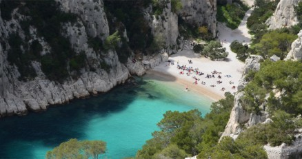 Calanques of Cassis Marseille day tour