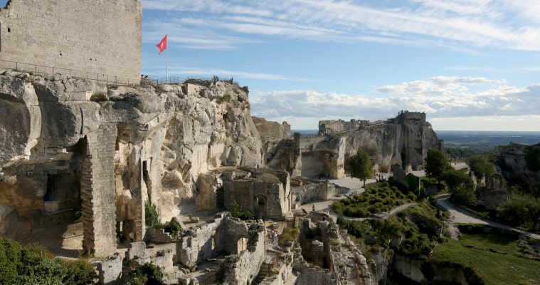 Full day tour Baux de Provence, Arles, Pont du Gard and Avignon