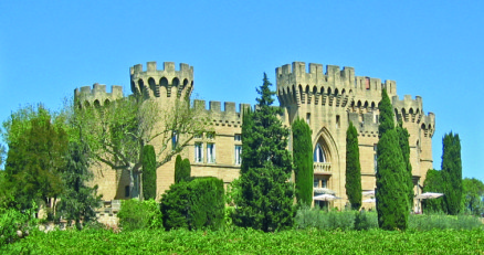 day trip from marseille to avignon Wine tour Chateauneuf du Pape