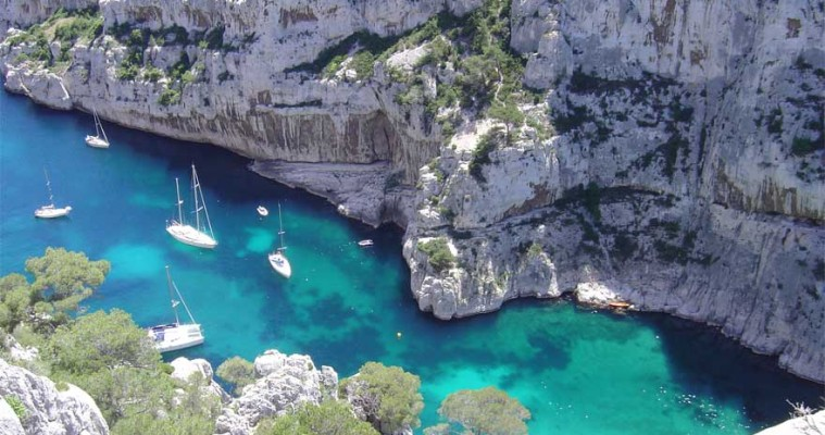 Full day tour Aix en Provence, Cassis and Marseille