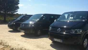 Private transfer Provence Explorer