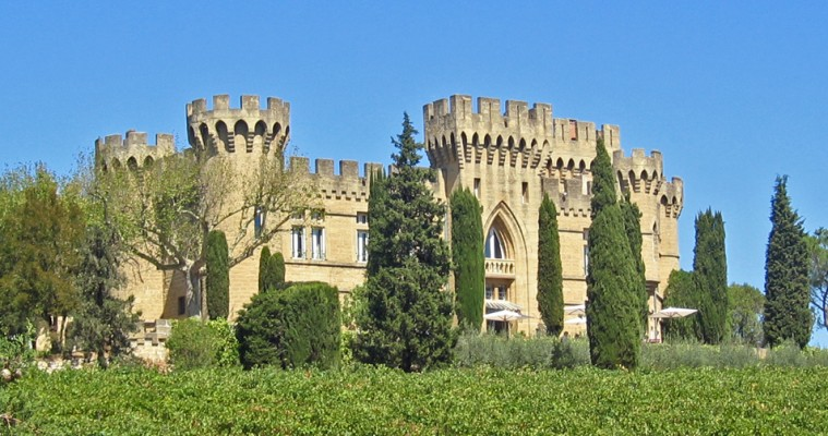 Private Shore Excursion from Marseille Avignon and Chateauneuf du Pape wine tour
