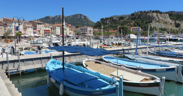 Half day afternoon tour in Cassis