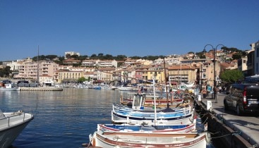 Day tour from marseille to Aix en Provence, Cassis and Marseille Port of Cassis