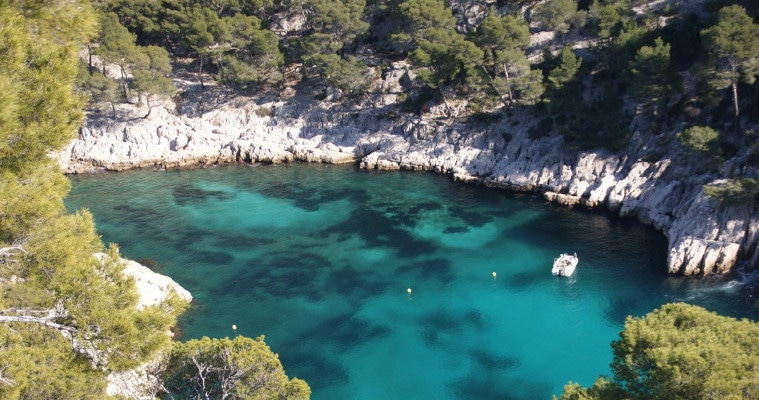 Full day tour Aix en Provence and Cassis
