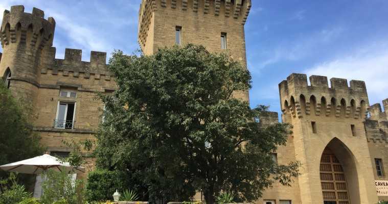 Private full day tour Aix en Provence, Avignon and Chateauneuf du Pape