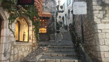 Tour in French Riviera, village of Saint-Paul de Vence