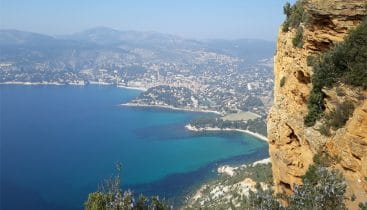 Cassis national park